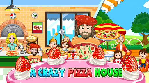 My Town : Bakery - Cooking & Baking Game for Kids 1.11 Screenshots 5