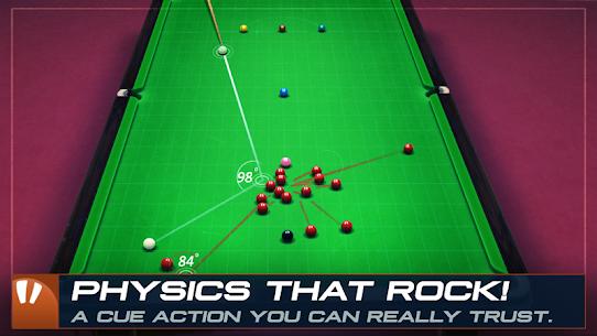 Snooker Stars 3D Online Sports Game Hileli Apk Güncel 2021** 4