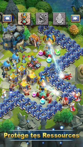 Castle Clash : Guild Royale screenshots 3
