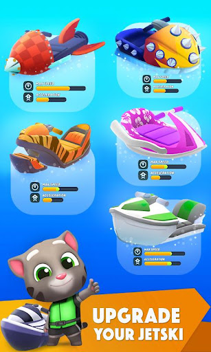Talking Tom Jetski 2 1.5.1.451 screenshots 5