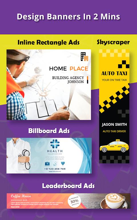 Banner Maker, Thumbnail Creator, Cover Photo Maker  poster 14