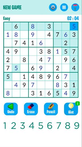 Sudoku 2021 2.4 screenshots 7