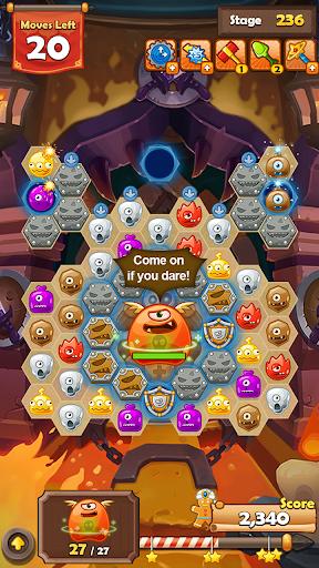 Monster Busters: Hexa Blast  screenshots 11