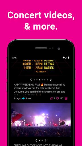 Edmtrain Concerts  screenshots 5