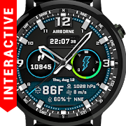 Airborne Watch Face  Icon