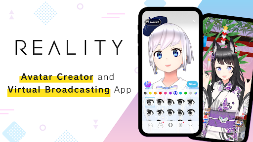 REALITY-Avatar Live Streaming- screenshots 1