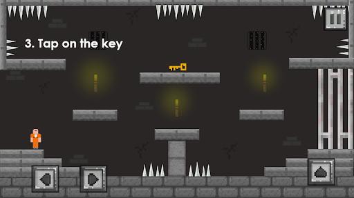 Escaping Noob vs Hacker: one level of Jailbreak apkpoly screenshots 1