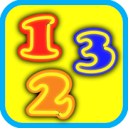 Numbers for kids flashcards