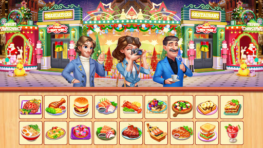 My Restaurant: Crazy Cooking Games & Home Design 1.0.14 screenshots 2