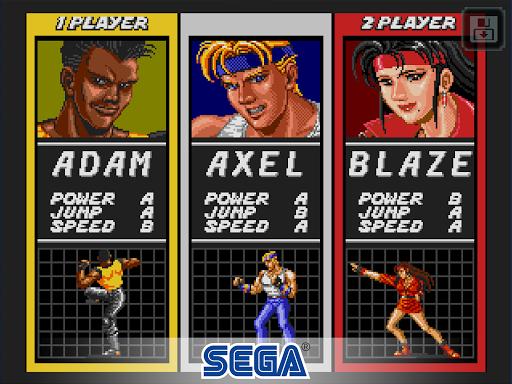 Streets of Rage Classic 6.2.0 screenshots 11