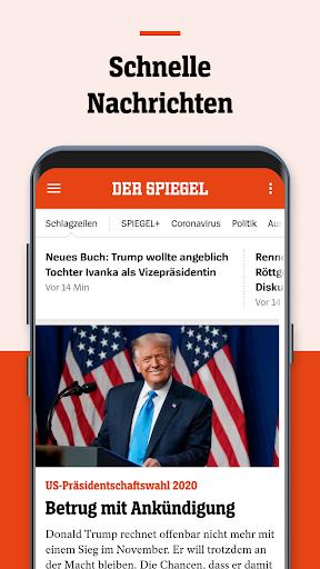DER SPIEGEL - Nachrichten 4.1.4 Screenshots 1