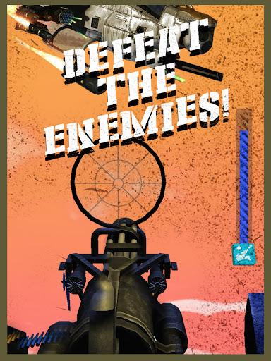 Mortar Clash 3D: Battle Games modavailable screenshots 16