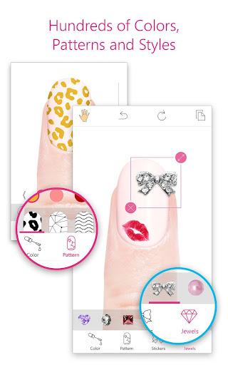YouCam Nails - Manicure Salon for Custom Nail Art 1.26.5 screenshots 1