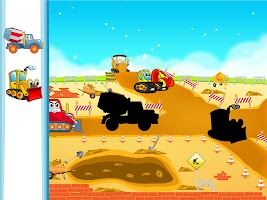 Car puzzles for toddlers - Vehicle sounds