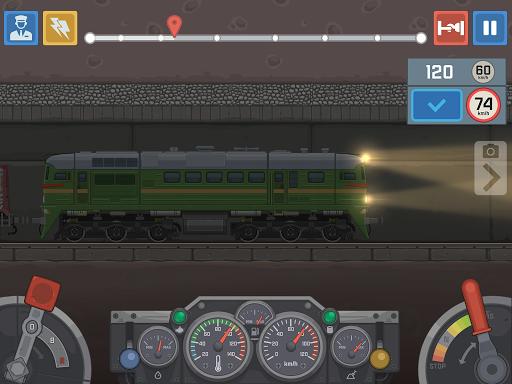Train Simulator - 2D Railroad Game  Pc-softi 18