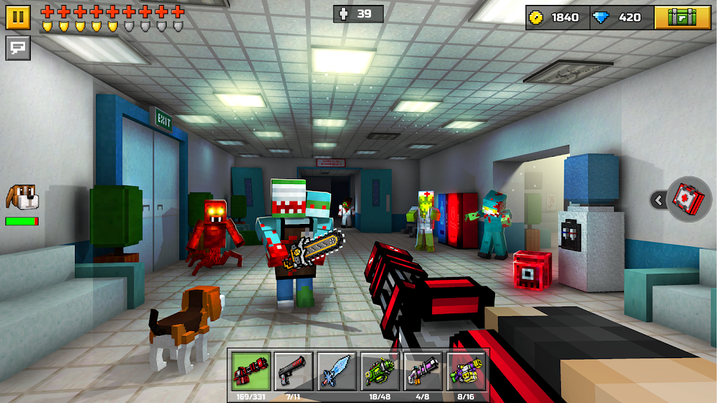 Pixel Gun 3D: FPS Shooter & Battle Royale  poster 15