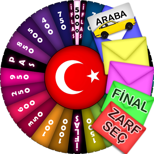 Çarkıfelek Mobil - Finalde Zarf Seç
