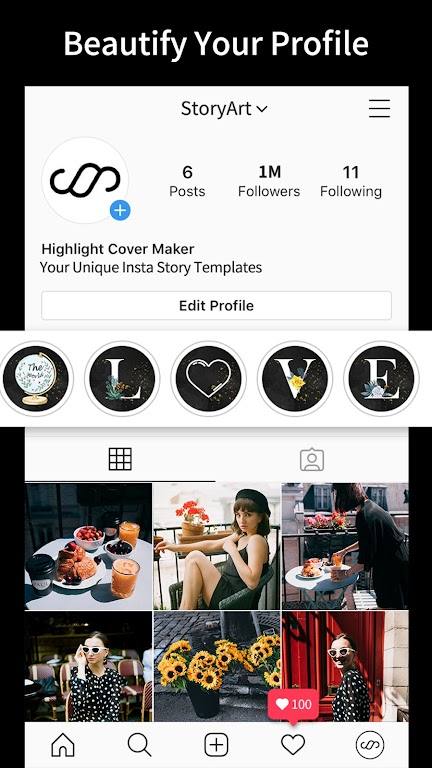 StoryArt - Insta story editor for Instagram poster 2