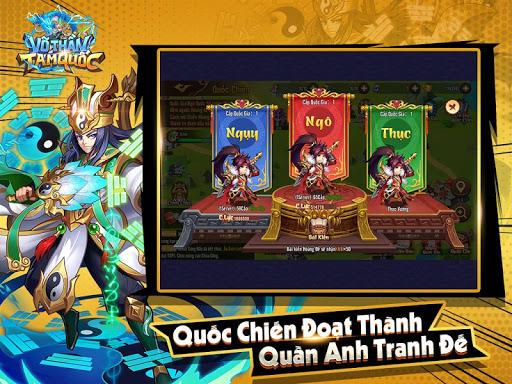 Vu00f5 Thu1ea7n Tam Quu1ed1c - Vo Than Tam Quoc 1.0.9 Screenshots 14