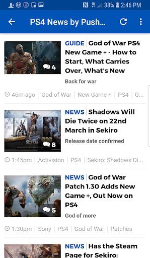 News For PS4 1.0 Screenshots 2