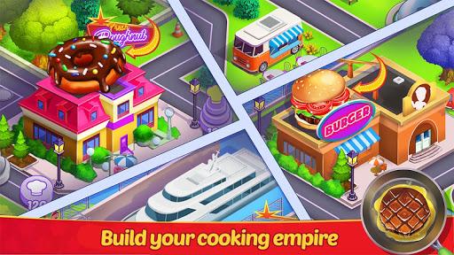 Restaurant Master : Kitchen Chef Cooking Game  screenshots 5