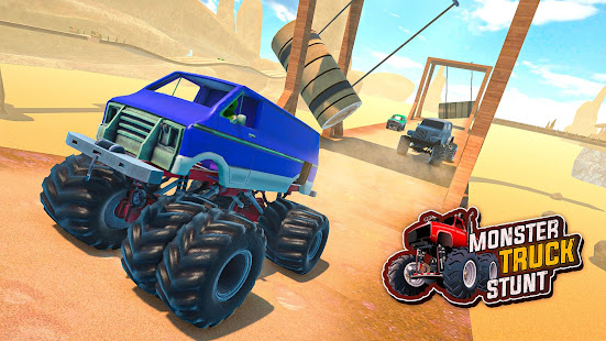 Download Mountain Climb Stunt - Off Road Car Driving Games For PC Windows and Mac apk screenshot 4