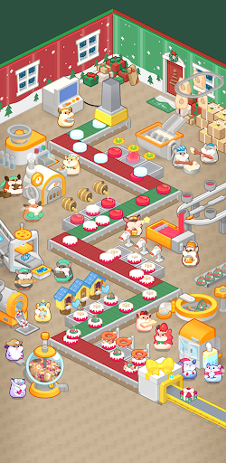 My Factory Cake Tycoon - idle tycoon 1.0.17 screenshots 4