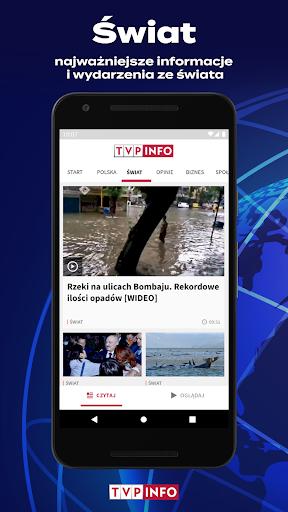TVP INFO 1.1.0 Screenshots 3