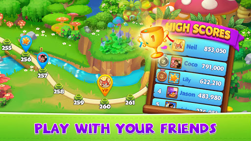 Solitaire TriPeaks Adventure - Free Card Game 2.3.1 screenshots 4