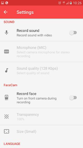 Screen Recorder - Record your screen  Screenshots 7