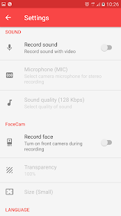 Screen Recorder - Record your screen Screenshot