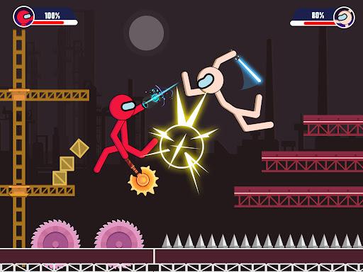 Stick Fights: Stickman Battle 1.0 screenshots 12