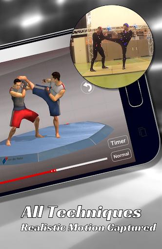 Fighting Trainer  screenshots 2