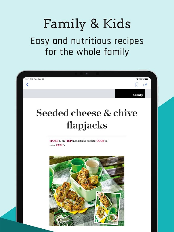 BBC Good Food Magazine - Home Cooking Recipes  poster 12