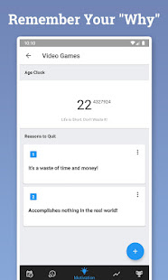 Quitzilla: Sobriety Counter & Bad Habits 2.0.2 Screenshots 5
