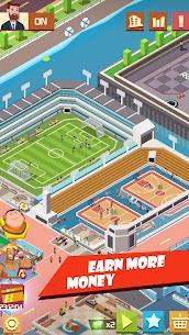 Sim Sports City Mod Apk- Idle Simulator Games (Unlimited Money) 8