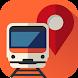 乗換MAPナビ - 無料の乗換案内 時刻表 路線図 電車遅延 徒歩ルート 電車とバスの行き方案内ナビ