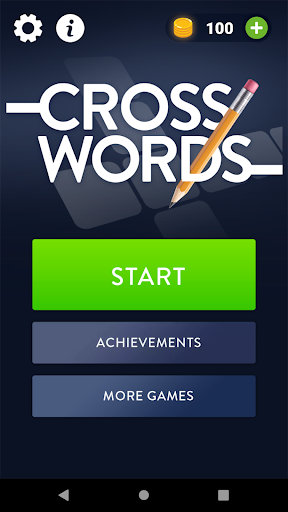 Crossword Puzzles Word Game Free  screenshots 1
