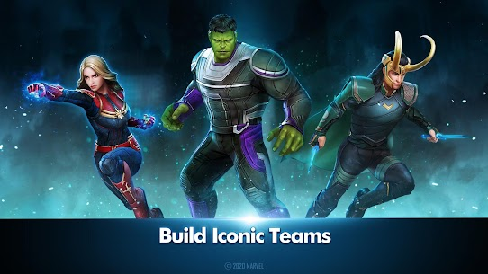 Marvel Future Fight MOD Apk [Unlimited Gold/Crystals/Money] For Android 3