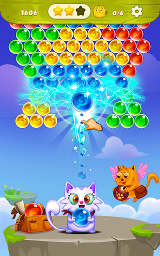 Bubble Shooter: Free Cat Pop Game 2019 1.22 screenshots 1