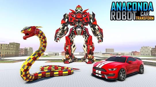 Anaconda Robot Car Transform 6