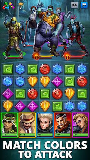 Puzzle Combat: Match-3 RPG 25.0.0 screenshots 1