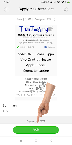 TTA MI Myanmar Font 9.5 to 12 2102021 Screenshots 7