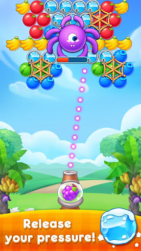 Bubble Fruit Legend apkpoly screenshots 5