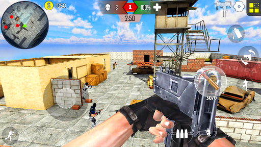 Pixel Gun Strike: CS Shooting Wars 8.4 screenshots 5