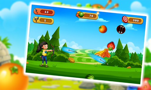 Fruit Shoot: Archery Master  screenshots 1