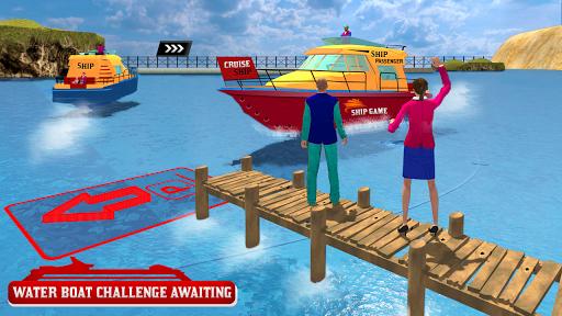 Cruise Captain: Water Boat Taxi Simulator 1.6 screenshots 3