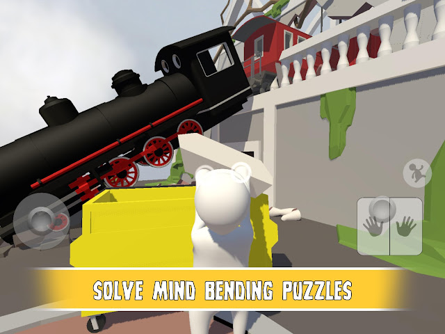 Solve puzzles in a clumsy way