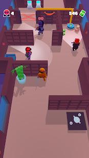 Stealth Master - Jeu d'Assassin Ninja 3D screenshots apk mod 5