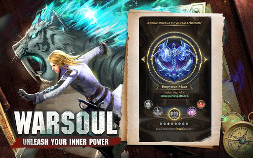 Soul Land: Awaken Warsoul 36.0 screenshots 14
